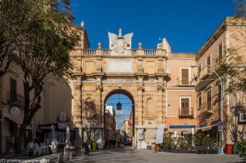 Marsala - Brama Garibaldiego
