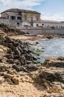 Marsala - w końcu twarde skały