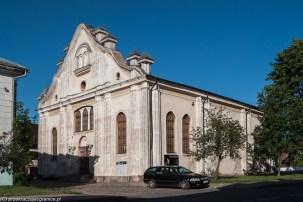 architektura budynek synagoga