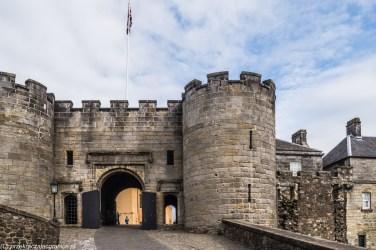 brama zamek architektura warownia