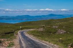 droga krajobraz bezdroża