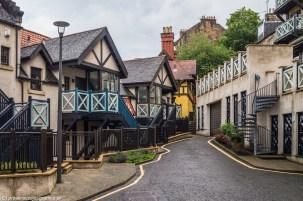 architektura kolory domki