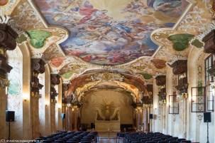 oratorium marianum wrocław barok sztuka zdobienia