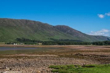 Okolice Applecross - Highland, Szkocja