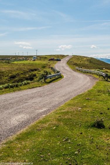 Droga wzdłuż wybrzeża - Kalnakill
