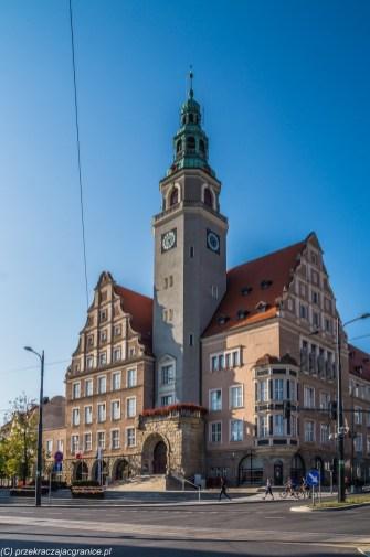 siedziba władz Olsztyna