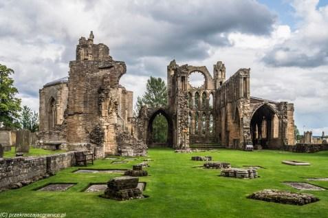 Katedra w Elgin