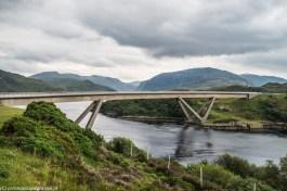 Most na północy North Coast 500