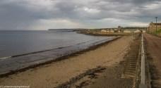 Plaża w Thurso