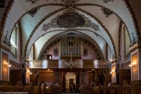 Brama Bieszczad - organy kościelne