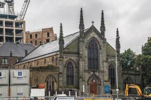 Edynburg w jeden dzień - Katedra św. Marii