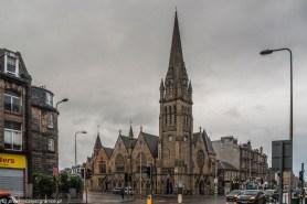 Edynburg kościół św. Pawła