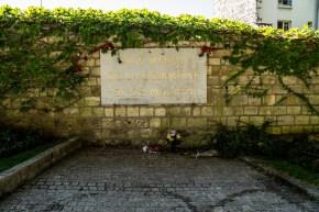 Pomniki - Pere Lachaise