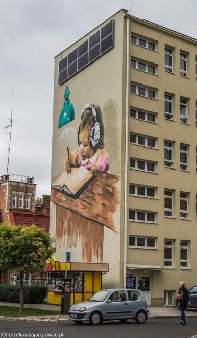 Miasto murali - Rzeszów