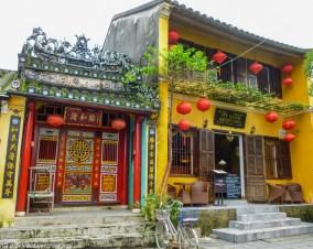 środkowy wietnam - hoi an architektura