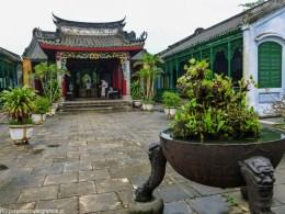 środkowy wietnam - hoi an świątynia