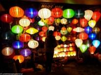 środkowy wietnam - hoi an miasto lampionów