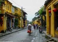 środkowy wietnam - hoi an ulice architektura