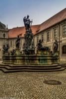Residenz - atrakcje Monachium