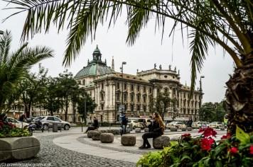 Karlsplatz - atrakcje Monachium
