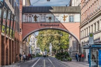 ulice - atrakcje Monachium