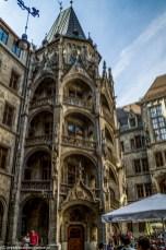 Neues Rathaus - Monachium