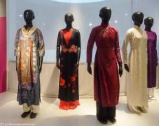 spacer po hanoi - muzeum kobiet ao dai