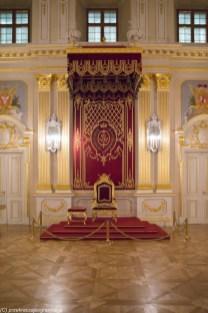 podsumowanie listopada - sala senatorska zamek królewski warszawa