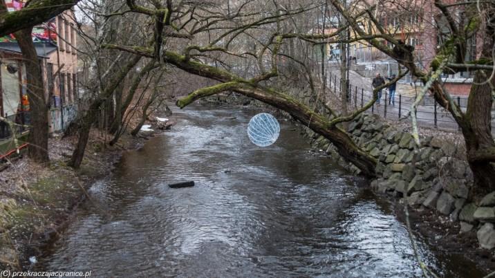 Oslo za darmo - Akerselva