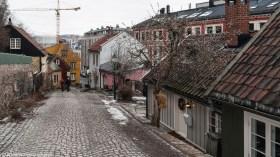 Oslo za darmo - Damstredet