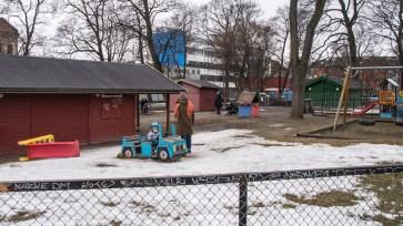Sofienberg Park - Oslo za darmo