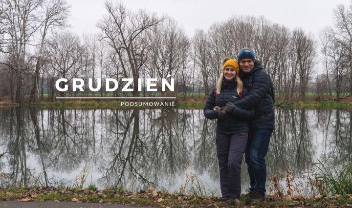 podsumowanie grudnia - jezioro wilanowskie