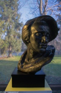podsumowanie grudnia - chopin rzeźba muzeum żelazowa wola