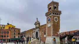 karnawał w Wenecji - Arsenał