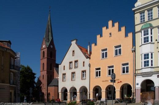 weekend w Olsztynie - Rynek