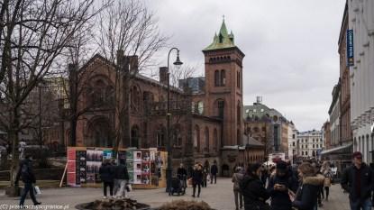Oslo za darmo - straż pożarna
