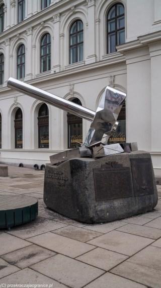 Oslo za darmo - pomniki