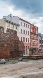 weekend w Toruniu - Brama Starotoruńska