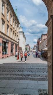 weekend w Toruniu - Łuk Cezara
