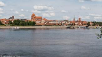 weekend w Toruniu - most