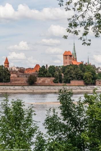 weekend w Toruniu - panorama