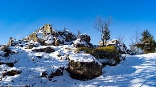 Góry Izerskie - Wysoki Kamień