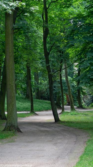 Arkadia - Park Romantyczny