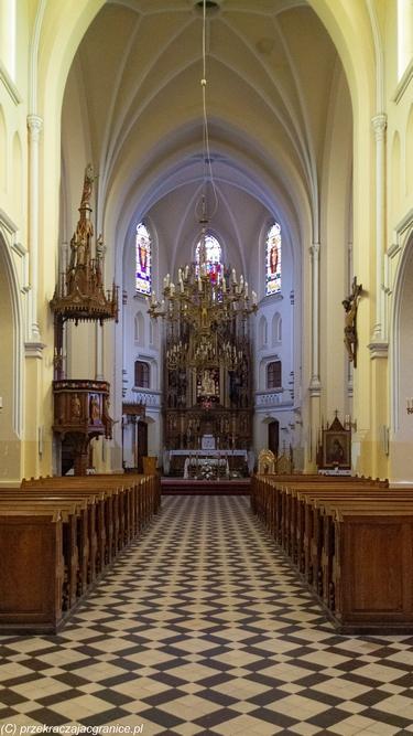 Kościół św. Jakuba - Zduny