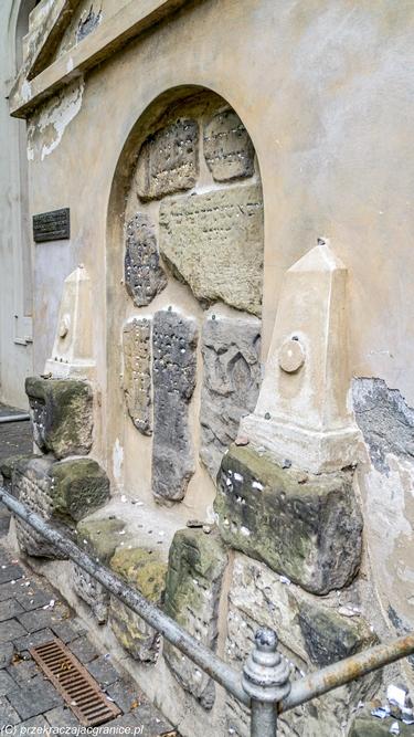Cmentarz Żydowski - Josefov