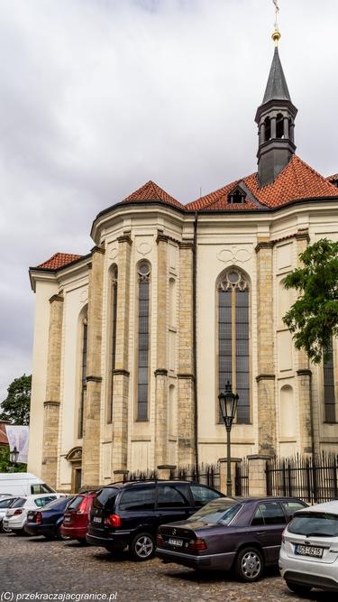 Kościół św. Rocha - Praga
