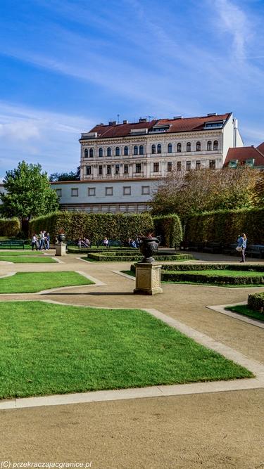 Ogrody Wallensteina - Praga