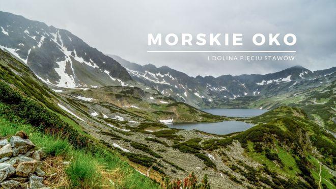 Morskie Oko - Dolina Pięciu Stawów tatry
