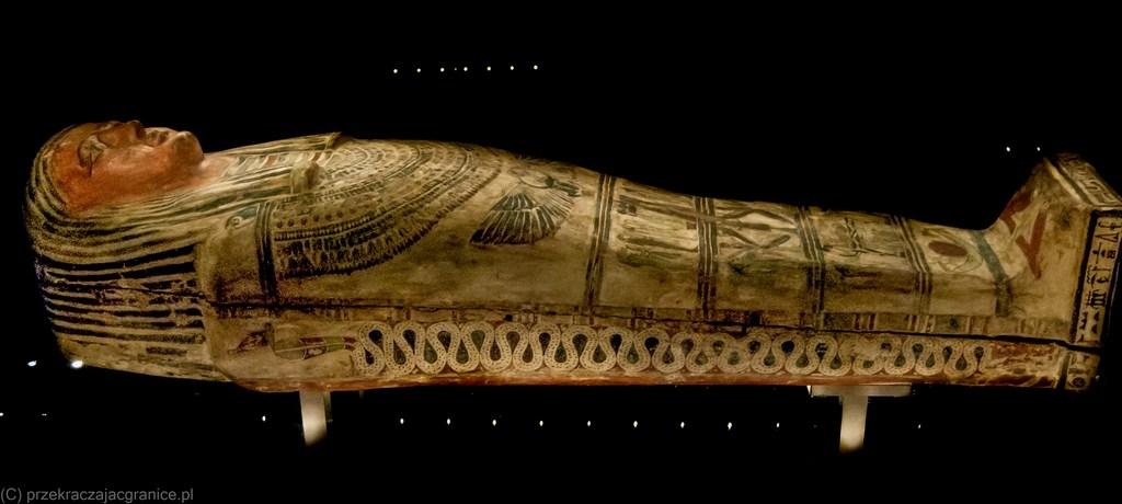Muzeum Archeologiczne - Bogowie Egiptu