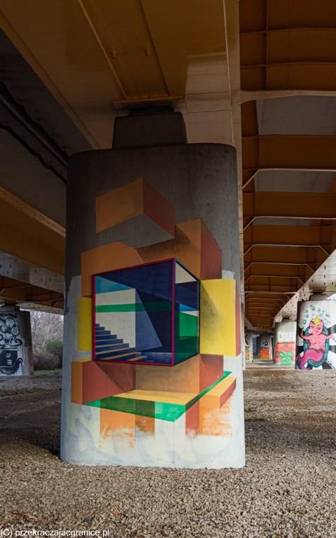 Street art - Fort Siekierkowski